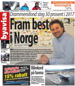 Fram best i norge - utklipp