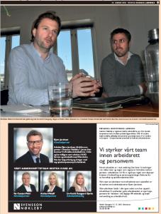 Fram best i norge - utklipp artikkel side 2